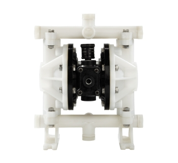 NDF15 (13 mm) Non-Metallic PTFE-Fitted Air Operated Double Diaphragm Pump