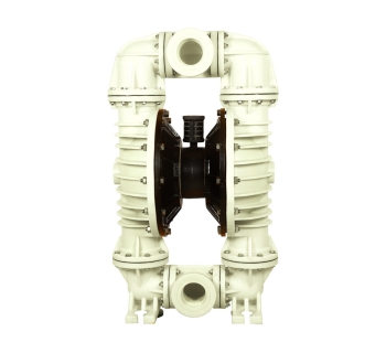 NDF80 (76 mm) Non-Metallic PTFE-Fitted Air Operated Double Diaphragm Pump